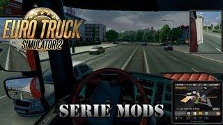 getlinkyoutube.com-Nueva Serie + Paquete de Mods | Euro Truck Simulator 2 | Serie mods