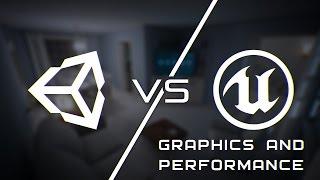 Unity 5 and UE4 Comparison