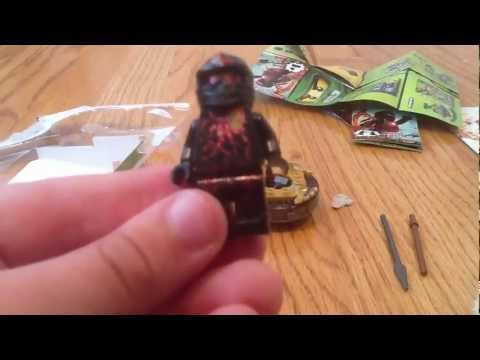 Lego Ninjago NRG cole unboxing and review!