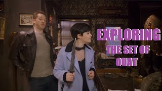 Exploring the set of Once Upon A Time with the Charmings (HD)