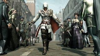 getlinkyoutube.com-Assassin's Creed 2  Pelicula Completa Español