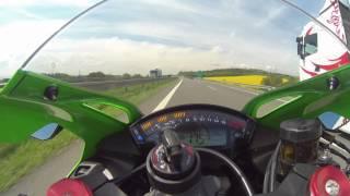 getlinkyoutube.com-2016 Kawasaki ZX-10R top speed