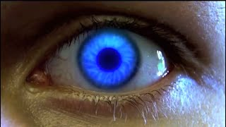 getlinkyoutube.com-Get Glowing Blue Eyes Fast! Subliminals Frequencies Hypnosis Biokinesis -- Frequency Wizard