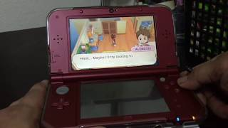 getlinkyoutube.com-New Nintendo 3ds xl - unboxing and gameplay yokai watch!