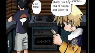 getlinkyoutube.com-SasuNaru español- regalo de san valentin