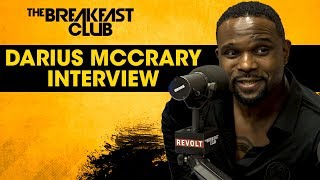 Darius McCrary Talks 'Monogamy', TMZ Statements, Being Ill-Painted By The Media + More