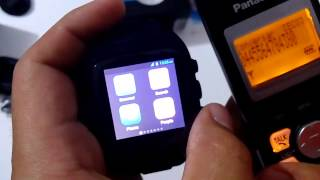 getlinkyoutube.com-Reloj Inteligente Celular Sumergible Android Gps Wifi Xd33 Byteshop.com.mx