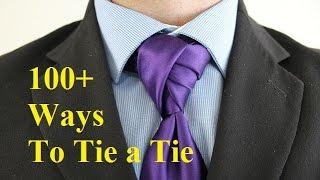 getlinkyoutube.com-How To Tie a Tie Deivao Twist Knot for your Necktie