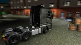 getlinkyoutube.com-[ETS2]Euro Truck Simulator 2 Animated gates in companies v1.3