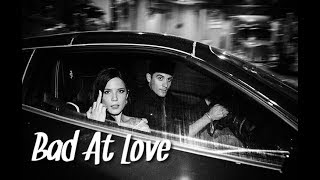 G-Eazy & Halsey ─ Bad At Love ( Music Video Edit ) width=