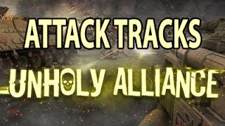 getlinkyoutube.com-WAR COMMANDER - UNHOLY ALLIANCE - ATTACK TRACKS - From 5 to 115