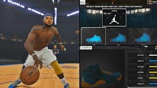 getlinkyoutube.com-NBA 2K15 MyCAREER Playoffs WCFG5 - Jordan Signature Shoe Endorsement & Commercial!!!