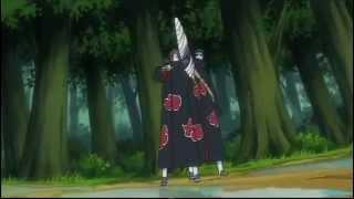 getlinkyoutube.com-Itachi vs Kisame [Naruto Shippuden Ultimate Ninja Storm Generations]
