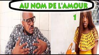 AU NOM DE L'AMOUR  Ep 1 Theatre Congolais Avec Omari,Baby,Lea,Maviokele,Richard etc,