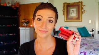 New Revlon Matte Balms-Swatch and Review
