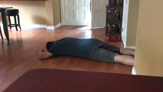 getlinkyoutube.com-Wife Prank - Passed Out On the Floor Goes Wrong