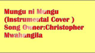MUNGU NI MUNGU INSTRUMENTAL COVER BY CHRISTOPHER MWAHANGILA