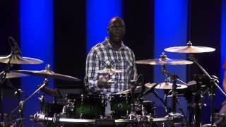 getlinkyoutube.com-Gospel Drum Lessons - Larnell Lewis (FULL DRUM LESSON)