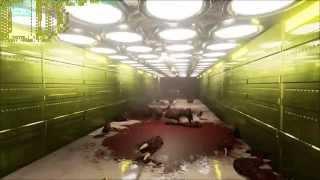getlinkyoutube.com-Doom 2 Remake【Unreal Engine 4】 i7 4770K GTX 780Ti 【1080p 60 Fps】