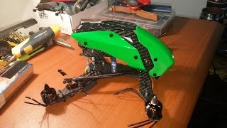 Building a 250 Tarot robocat.