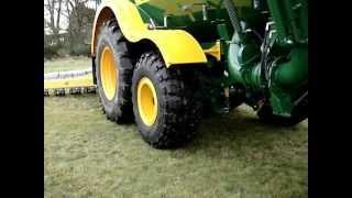 Major Equipment Chalenger Tanker wheel drop