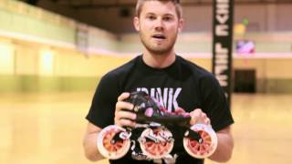 Joey Mantia about the CadoMotus Rookie Transformer skate