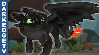 getlinkyoutube.com-Spore - Toothless, Night Fury [HTTYD] (updated)