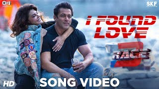 I Found Love Song Video - Race 3 | Salman Khan, Jacqueline | Vishal Mishra | Bollywood Song 2018 width=