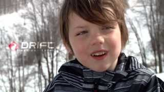 getlinkyoutube.com-6 year old snowboarder Hayden Tyler- Grom parks laps at Holiday Valley