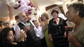 getlinkyoutube.com-Przyspiewki Weselne Babci (18+) przygrywa zespół RECORD, chants grandmother's wedding