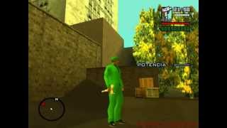 getlinkyoutube.com-GTA San Andreas 2 Maneras de ir a Liberty City sin el Jetpack