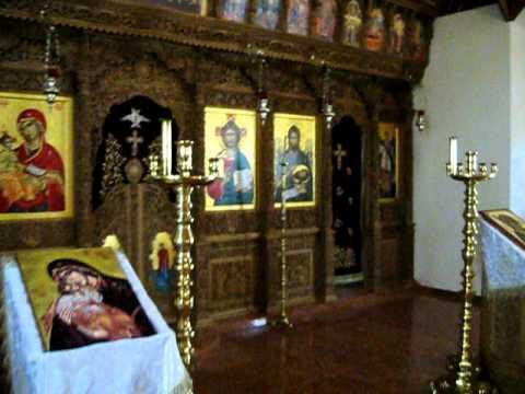 Ιερά Μονή Αγίου Αντωνίου - Αριζόνα - St Anthony Monastery MVI 1093