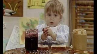 getlinkyoutube.com-Michelle Tanner -  Full House - Seasons 1- 4