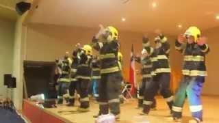 getlinkyoutube.com-Fiesta Buena (Zumba) Bomberos San Pedro de la Paz
