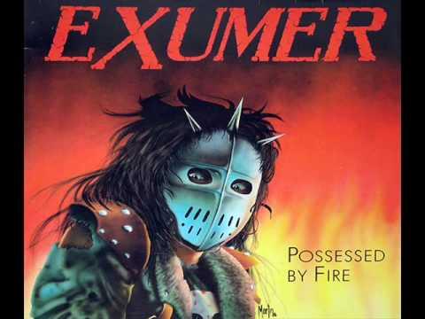 Possessed By Fire de Exumer Letra y Video