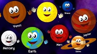 getlinkyoutube.com-The Planets Song | Nursery Rhymes and Kids Songs | Songs for Children By Guitar Bob