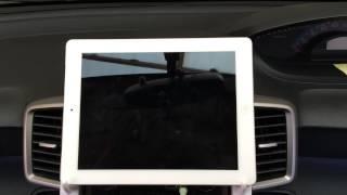 getlinkyoutube.com-Cara memasang ipad di mobil