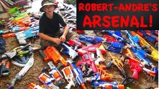 getlinkyoutube.com-Robert-Andre's Arsenal!
