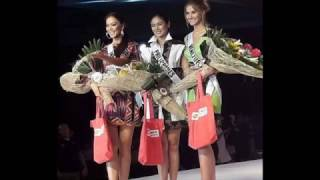 Kezia Warouw Raih Gelar Miss Phoenix Smile Miss Universe 2016