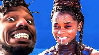 BLACK PANTHER : Le Bêtiser du Film ! (2018)