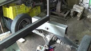 tractor homemade Baragiano John Beer 1.0 (1 parte)