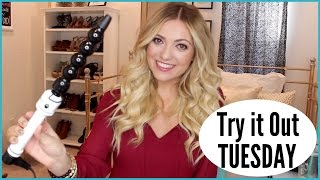 Hot Tools Bubble Wand Review! Style By Dani