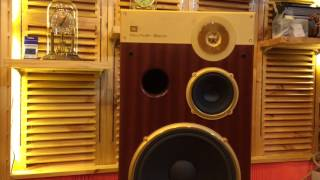 getlinkyoutube.com-Loa JBL L100 Gold  + Ampli acuphase 450