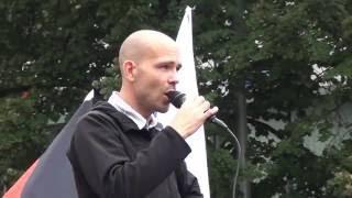 getlinkyoutube.com-Demonstrace proti EU 17. 9. 2016 - Zdeněk Chytra