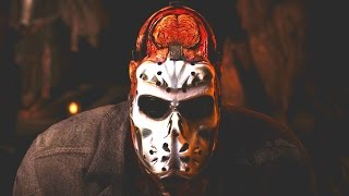 Mortal Kombat XL - All Fatalities/Stage Fatalities on Jason X Costume Mod (Including Kombat Pack 2)