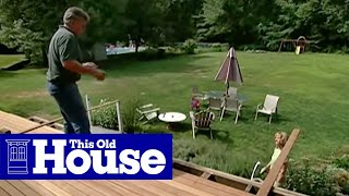 getlinkyoutube.com-How to Pour a Concrete Deck Footing - This Old House
