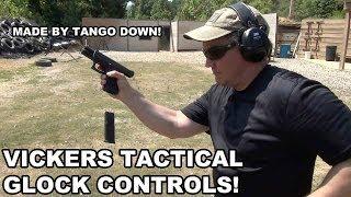 getlinkyoutube.com-Vickers Tactical Glock Controls! Improved Ergonomics by Tango Down