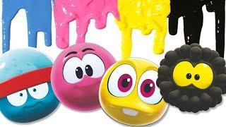 New Episode | Art Attack With WonderBalls | Cartoon For Children | Cartoon Candy