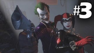 getlinkyoutube.com-Batman Arkham Knight Batgirl DLC Part 3 - Joker Gameplay Walkthrough A Matter of Family PS4