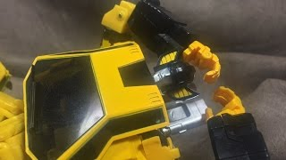 Omnigonix Spinout Transformers Masterpiece Sunstreaker